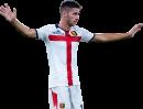 Paolo Ghiglione football render