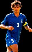 Paolo Maldini football render