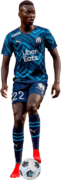 Pape Gueye football render