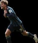 Patrick Bamford football render