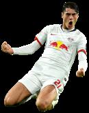 Patrik Schick football render