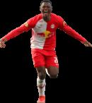 Patson Daka football render