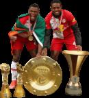 Patson Daka & Enock Mwepu football render