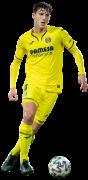 Pau Torres football render