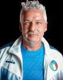 Roberto Baggio football render