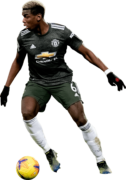 Paul Pogba football render