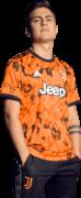 Paulo Dybala football render