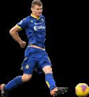 Pawel Dawidowicz football render