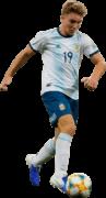 Pedro De la Vega football render