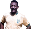 Pelé football render