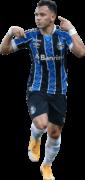 Pepê (Eduardo Gabriel Aquino Cossa) football render