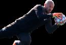 Pepe Reina football render
