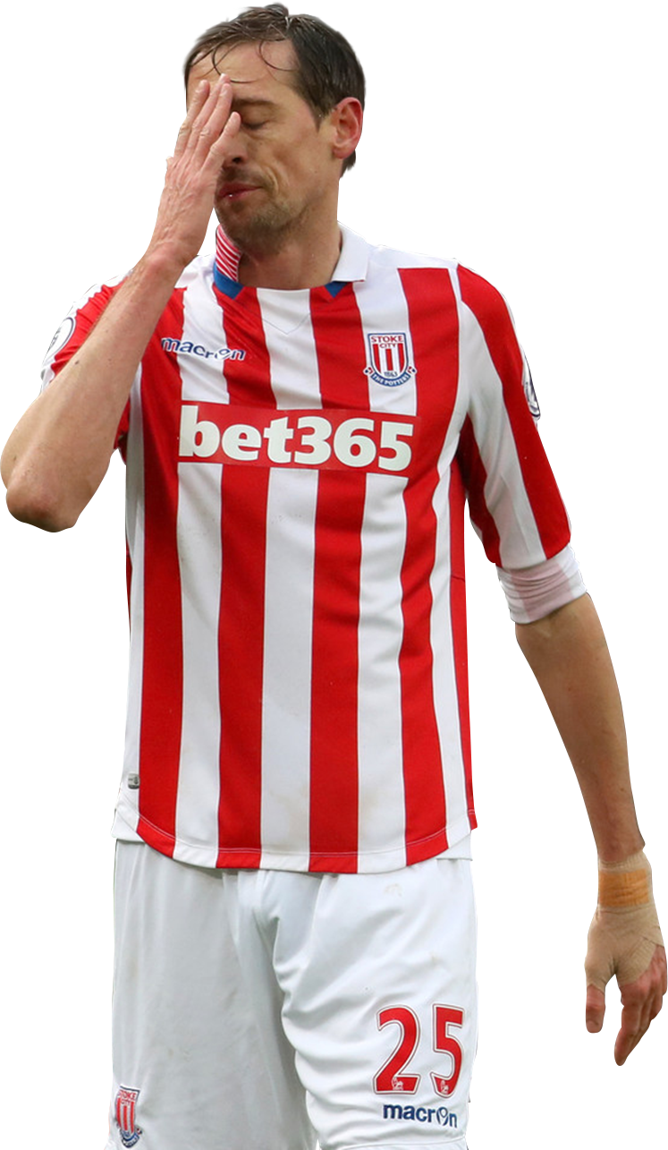 Peter Crouch render