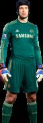 Petr Cech football render