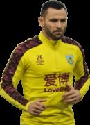 Phil Bardsley football render
