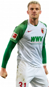 Philipp Max football render