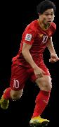 Nguyễn Công Phượng football render