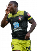 Michael Obafemi football render