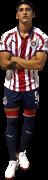 Alan Pulido football render
