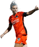 Rachel Daly football render