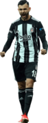 Rachid Ghezzal football render