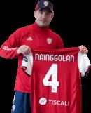 Radja Nainggolan football render