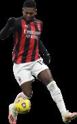 Rafael Leão football render