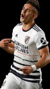 Rafael Santos Borré football render