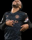 Raheem Sterling football render