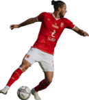 Ramadan Sobhi football render