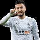Ramy Bensebaini football render