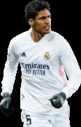 Raphael Varane football render