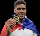 Raphaël Varane football render