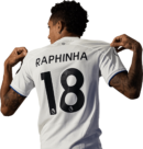 Raphinha football render