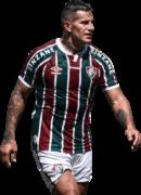 Raúl Bobadilla football render