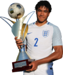Reece James football render