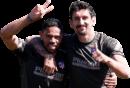 Renan Lodi & Stefan Savic football render