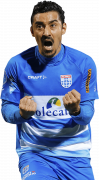 Reza Ghoochannejhad football render