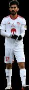 Reza Shekari football render