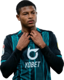 Rhian Brewster football render