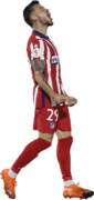 Ricard Sánchez football render