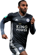 Ricardo Pereira football render