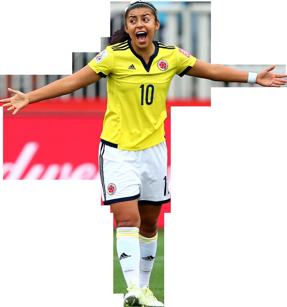 yoreli rincon colombiana profutbolista