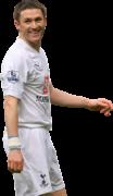 Robbie Keane football render