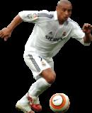 Roberto Carlos football render