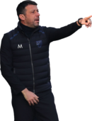 Roberto D'Aversa football render