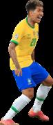 Roberto Firmino football render