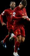 Roberto Firmino & Georginio Wijnaldum football render