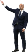 Roberto Martinez football render