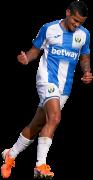 Roberto Rosales football render